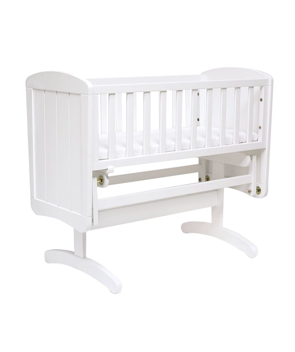 Baby crib for sale singapore - Glider Crib For Sale Mothercare Deluxe Gliding Crib Http Www Parentideal Co Uk