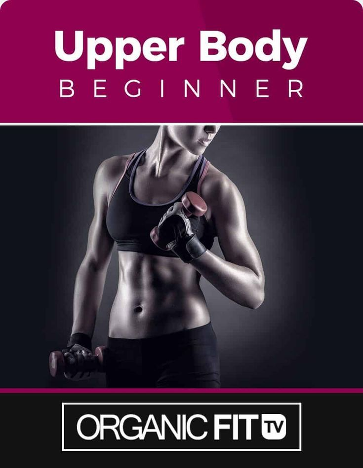 in this guide you help you easy into working out your upper body.   – Full body workout plan – Exten...
