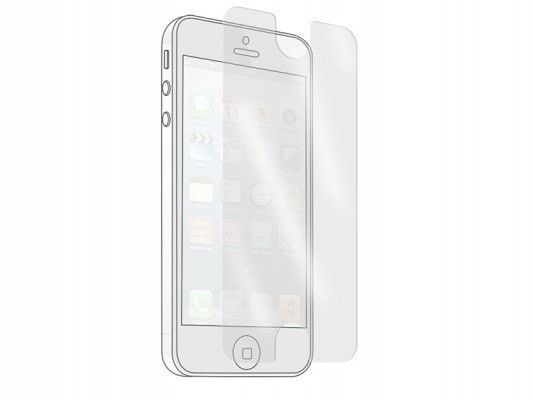 Scosche klearCOAT - 2 Ultra-clear Protective Films for iPhone 5