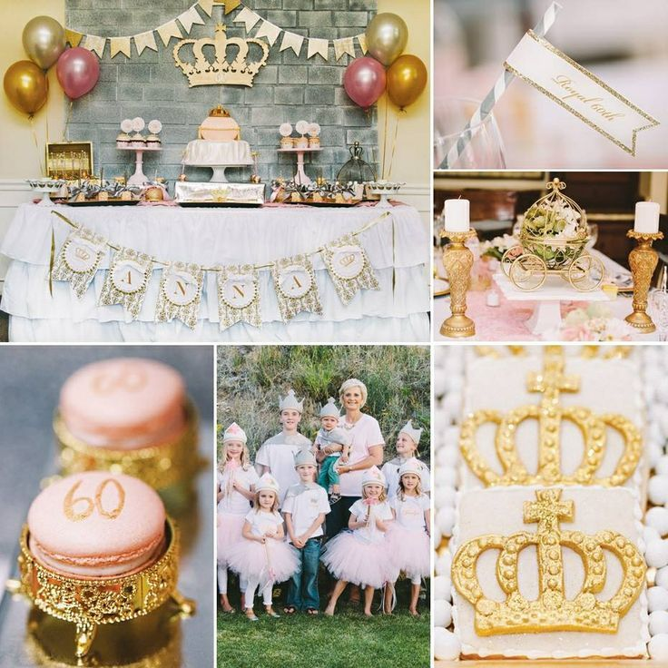 Elegant 60th Birthday Party Ideas For Mom