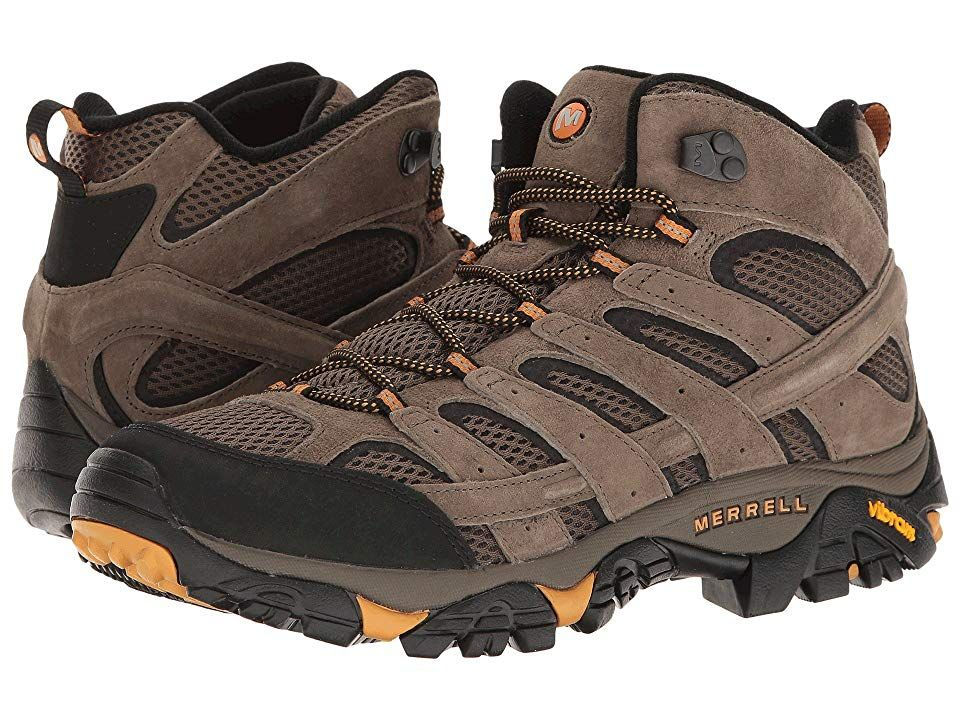merrell moab 2 vent boot leather