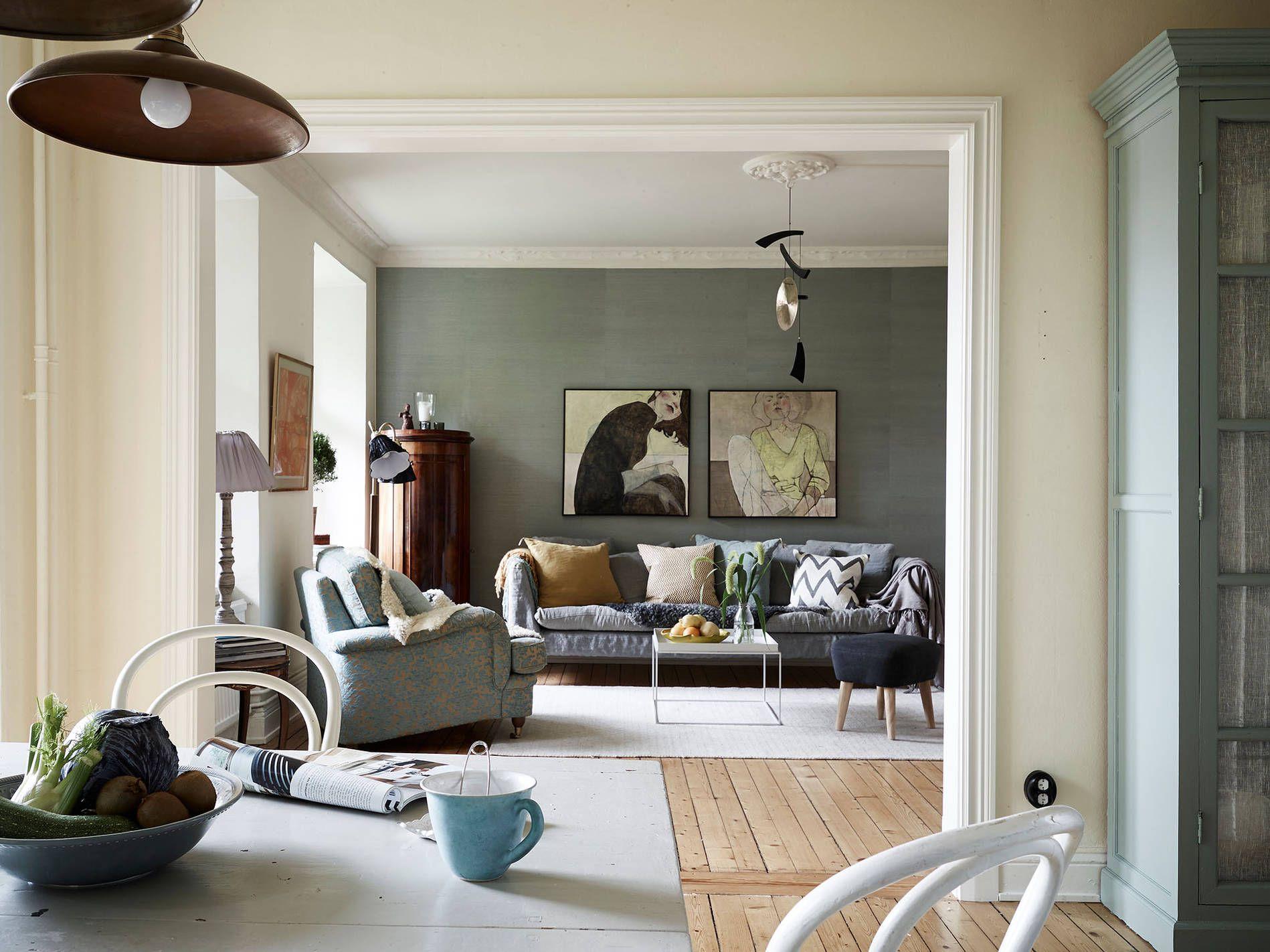 Eine Wohnung kunstvoll inszeniert | Lilaliv | LeopoLD 2 | Pinterest ...