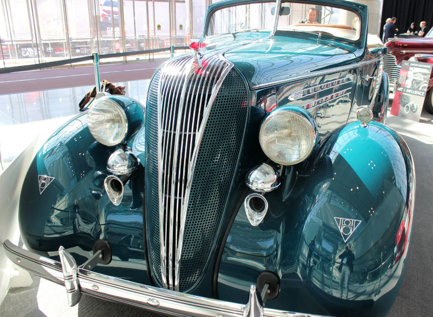 Restoring Old Cars Is A Big New Business That Is Short Of New ...