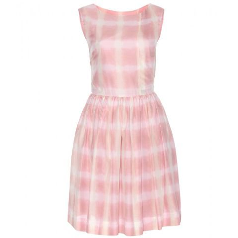 Marc by Marc Jacobs Tie Back Cotton and Silk-Blend Dress.Shop it and 49 other spring dresses under $500.