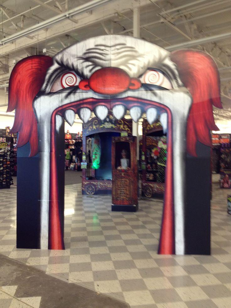 halloween thema circus - Google zoeken Halloween decor Pinterest - circus halloween decorations