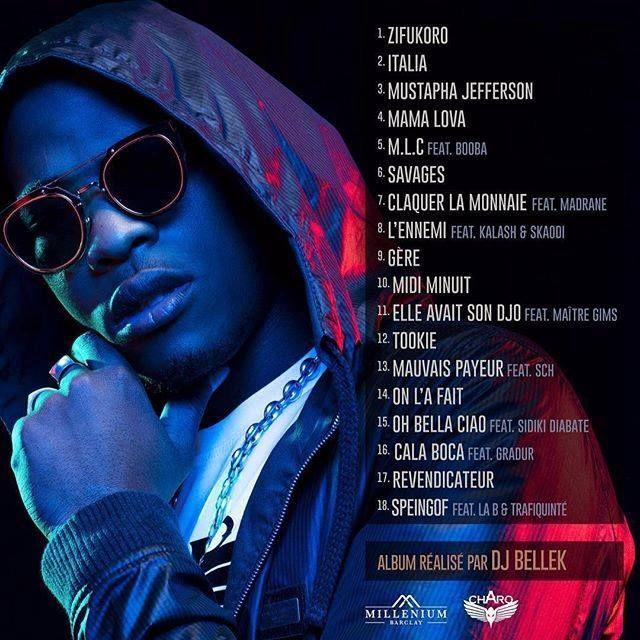 album dj bellek