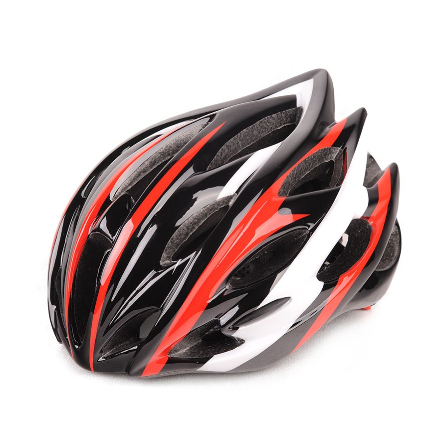 Safety Road Mountain Cycling Helmet Insect Net Breathable Vents