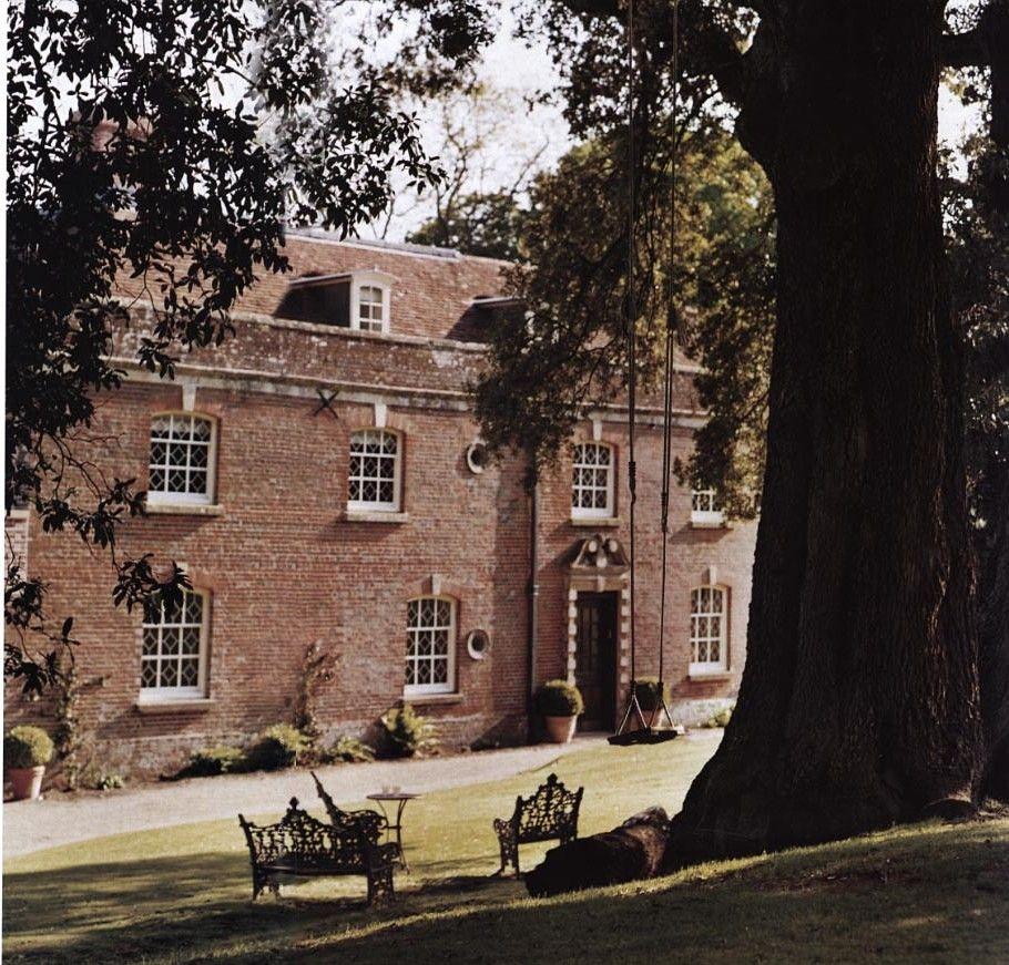 Tim Walker's Photographs Of Ashcombe House In Wiltshire