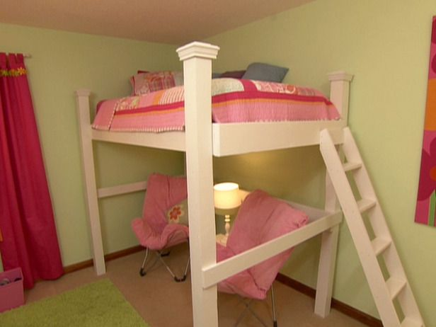 Build Your Own Loft Bed