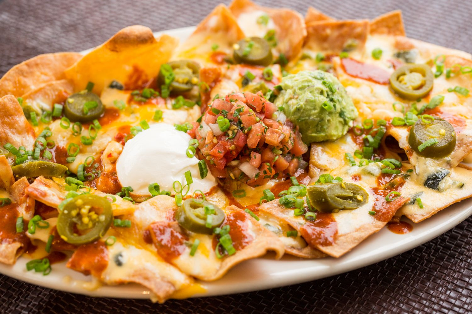 Bring on the cheese factory nachos cheesecake factory