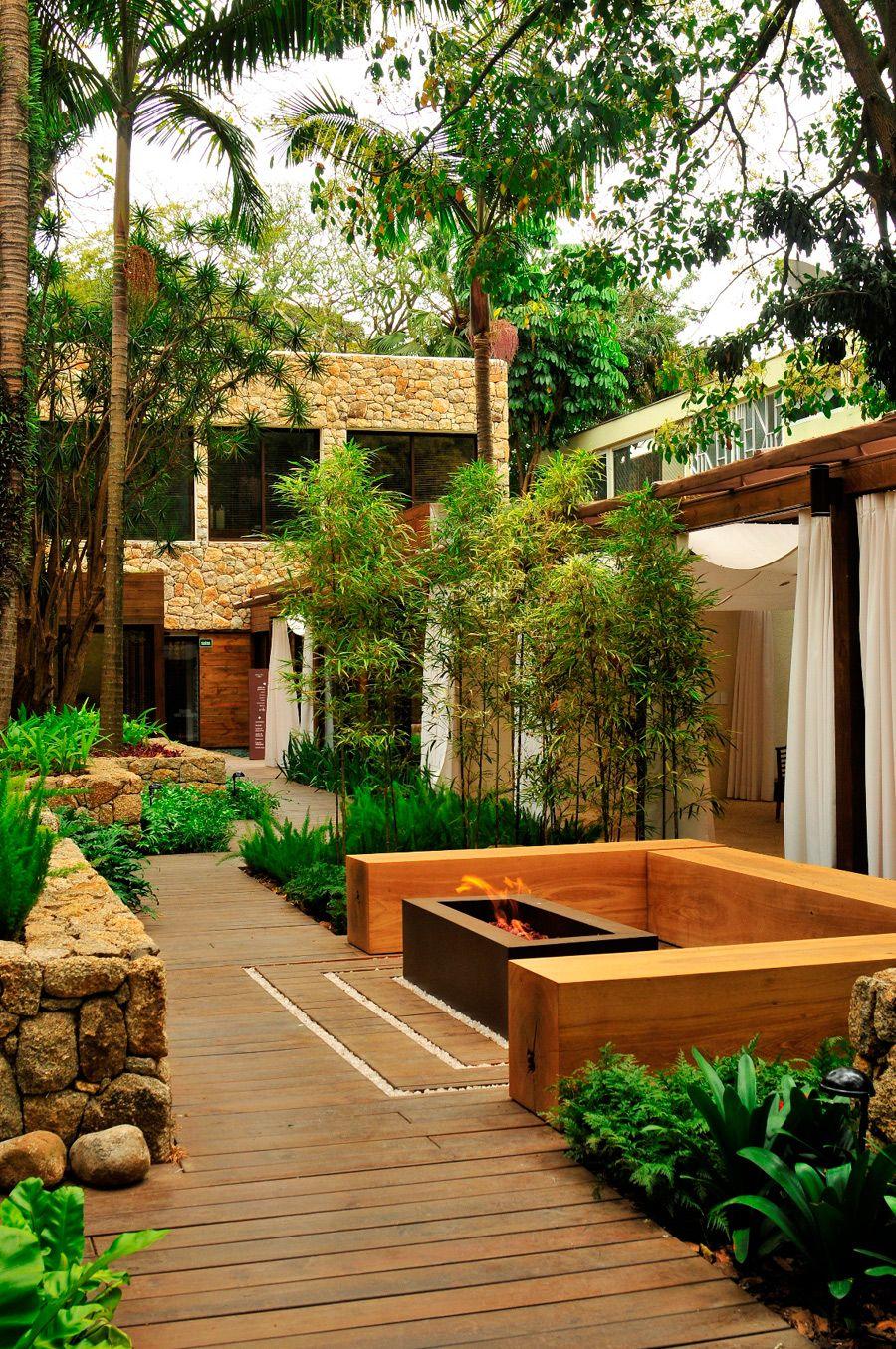 Divine! Casa de Valentina Além da contemplação Jardins