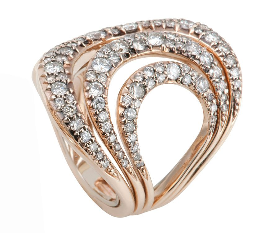 The New Iris Jewellery Collection From H.Stern