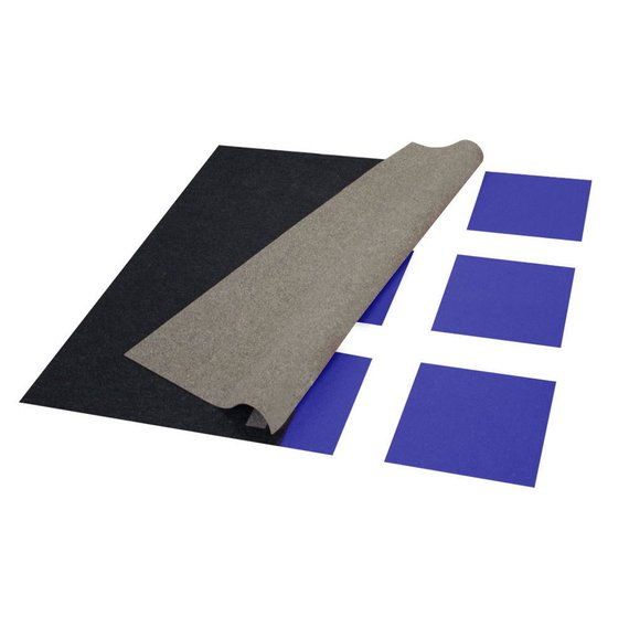 Felt Carpet Rug Grip Pads 12 X 12 Multiple Color And Pack Sizes Available Rug Under Pad Under Rugs On Carpet Rug Pad Outdoor Blanket
