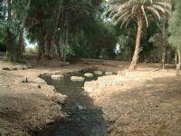 פארק הירדן - מסלולי הליכה