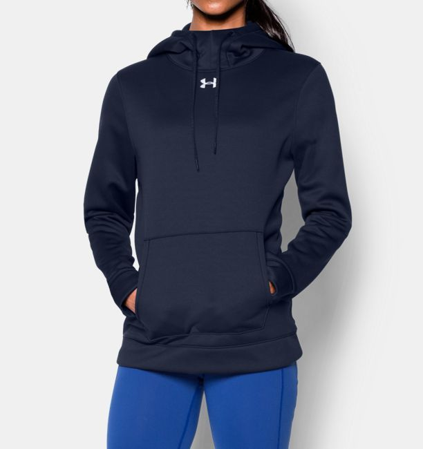78db9a727 Shop Under Armour for Women's UA Storm Armour® Fleece Hoodie in our Womens  Tops department. Free shipping is available in US.