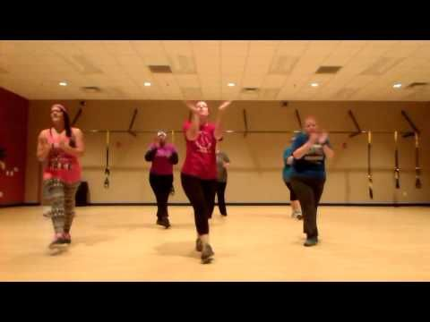 All I Want For Christmas Zumba Routine Youtube Zumba Routines Zumba Walkfit