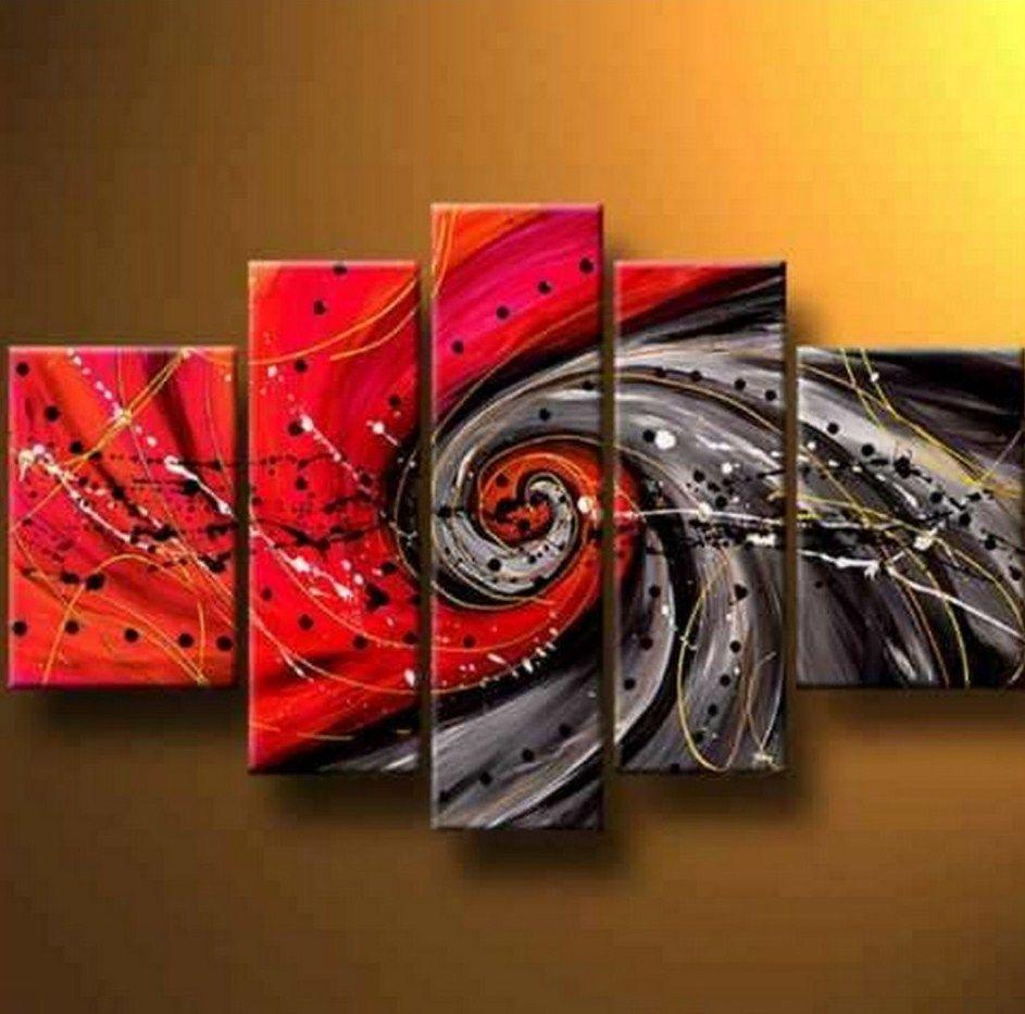 Cinco en uno | l\'angolo delle idee | Pinterest | Abstracto