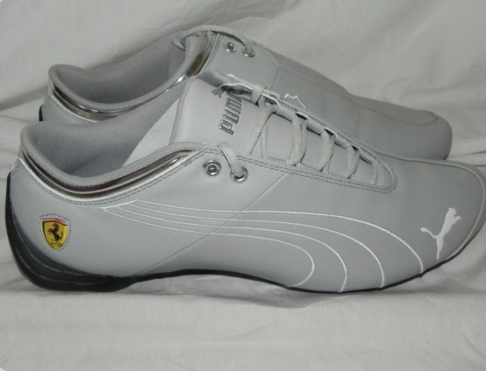Puma Ferrari Future Cat M1 SF N Grey Violet/White #fashion ...