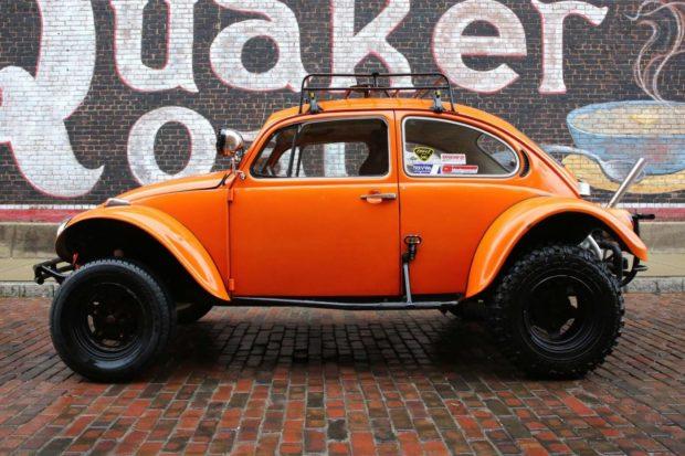 Baja Style 1974 Volkswagen Beetle In 2020 Volkswagen Beetle Baja Beetle Volkswagen