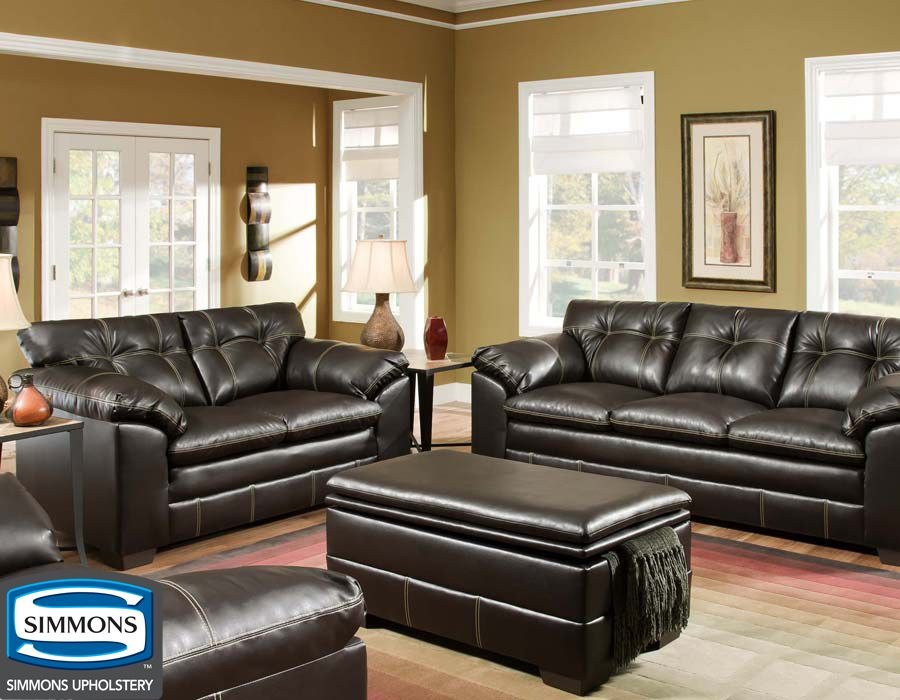 Featuring Plush Pillow Top Style Cushioning Stylishly Adorned With