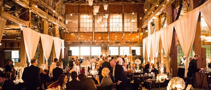 Our Award Winning Sodo Park Event Venue Is Located