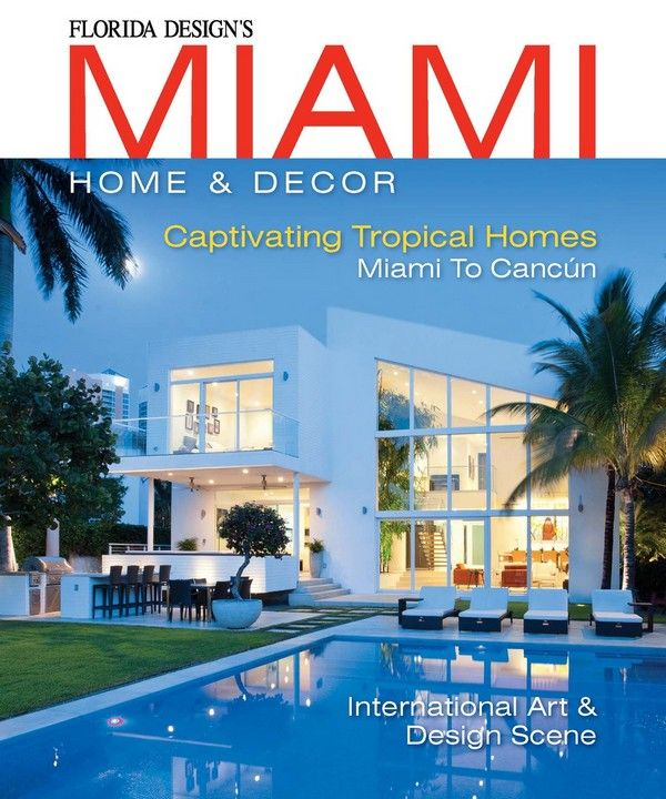 Top 25 Interior Design Magazines That You Can Find In Florida