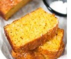Saftiger Karottenkuchen (ohne Fett)