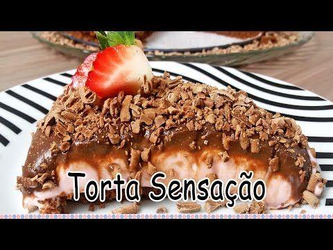 Receitas Tá na Hora | Torta Sensação