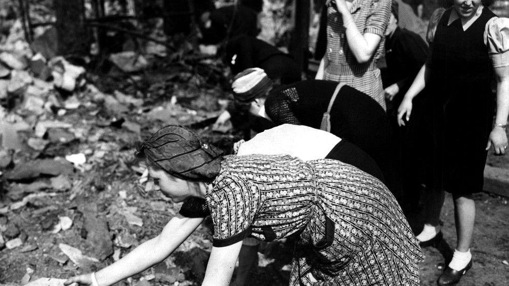 Mythos Trümmerfrauen