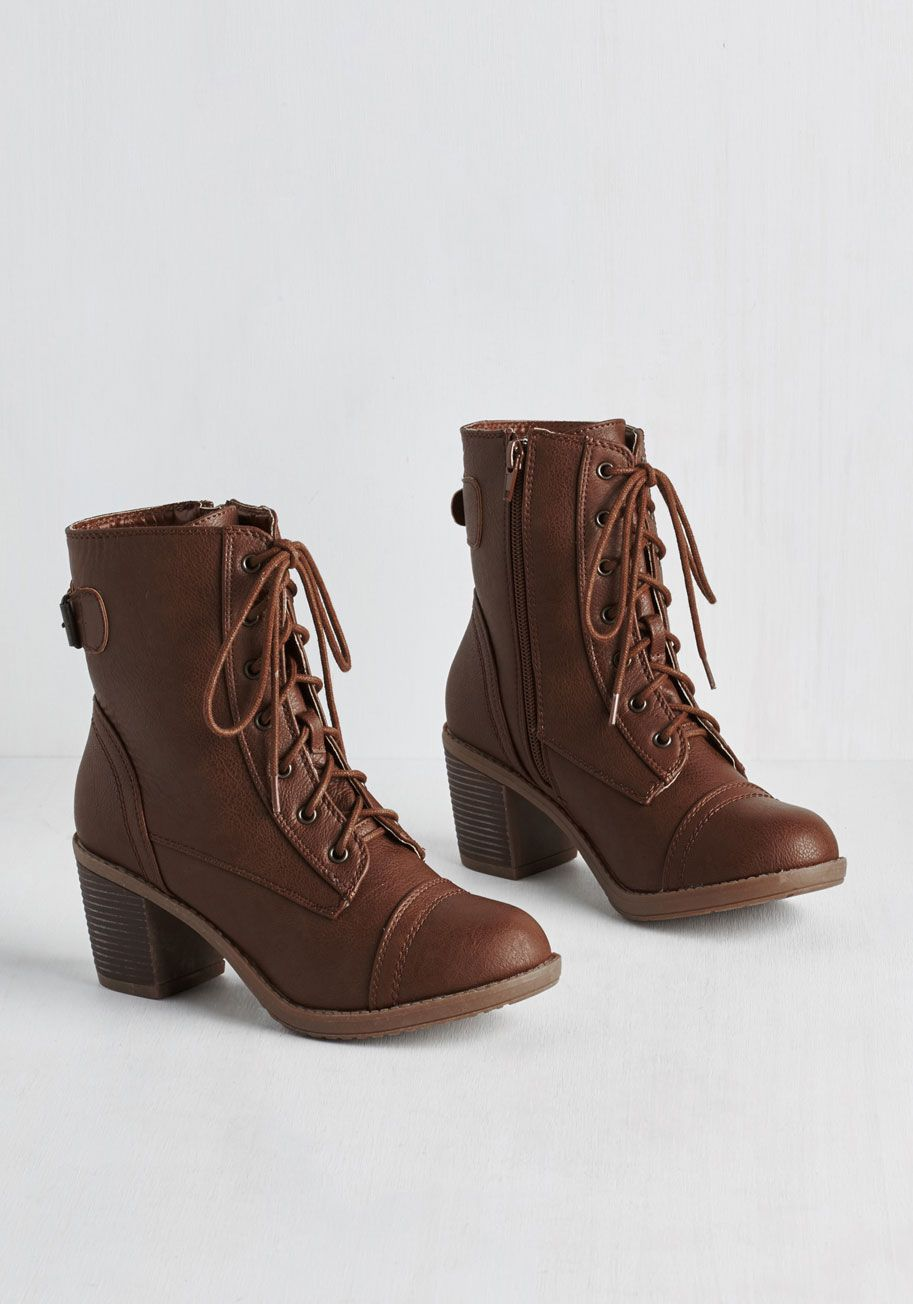 Where There's a Willamette Boot in Cocoa