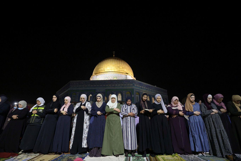 Masjid Al Aqsa, Al Quds Jerusalem, Palestine