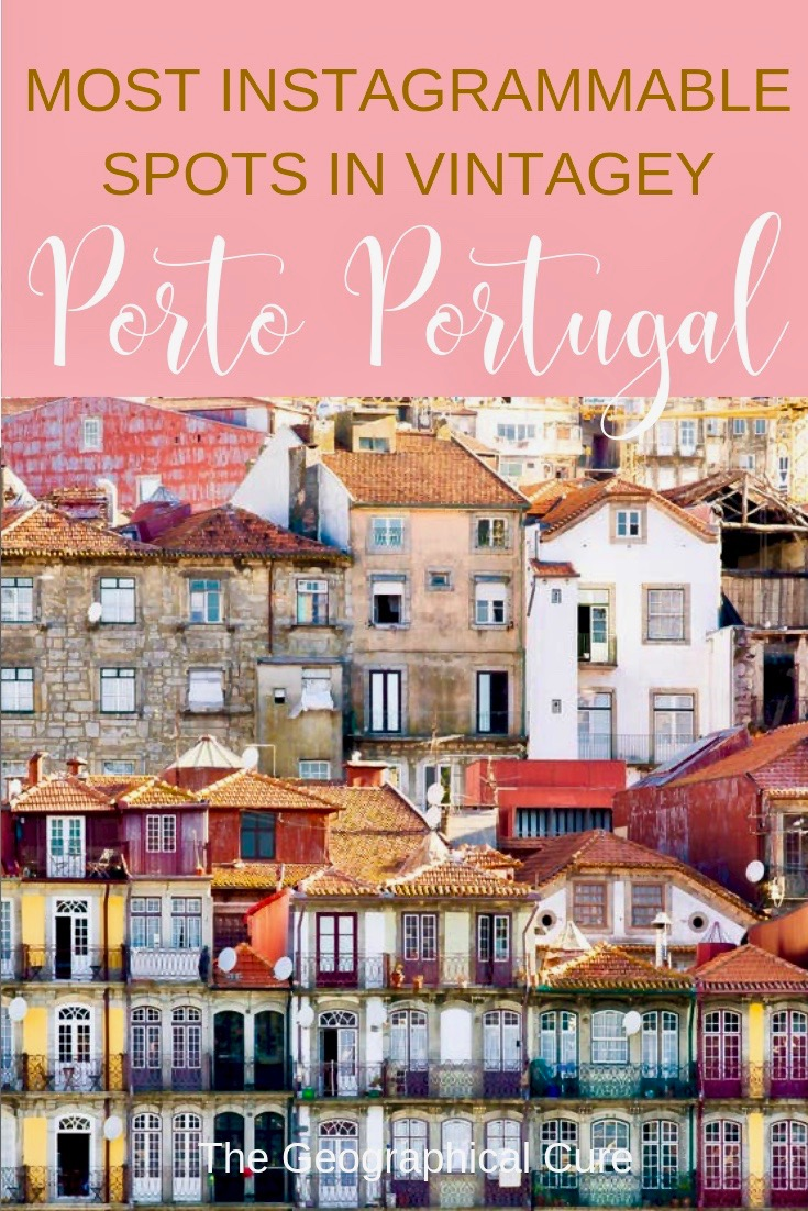 Best Sights and Photo Spots in Porto Portugal