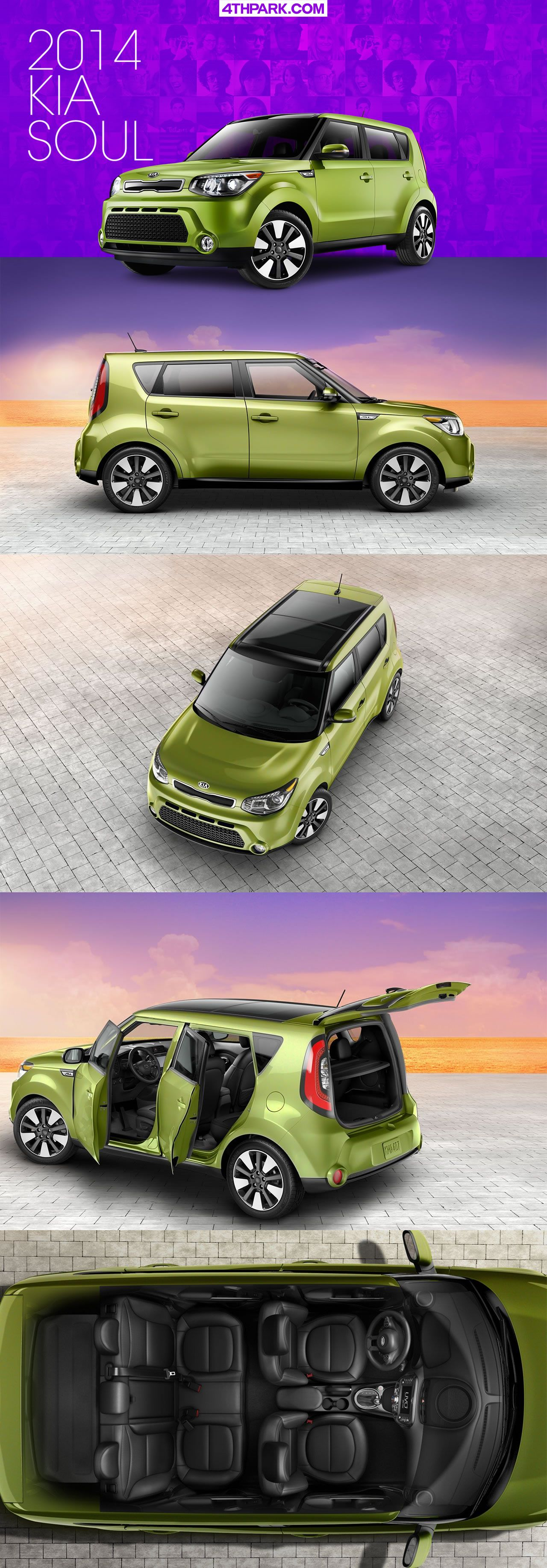 My New Car Yep Even Got The Alien Green Color I Am In Love With This Car It S So Much Fun To Drive Kia Soul Dream Cars Kia