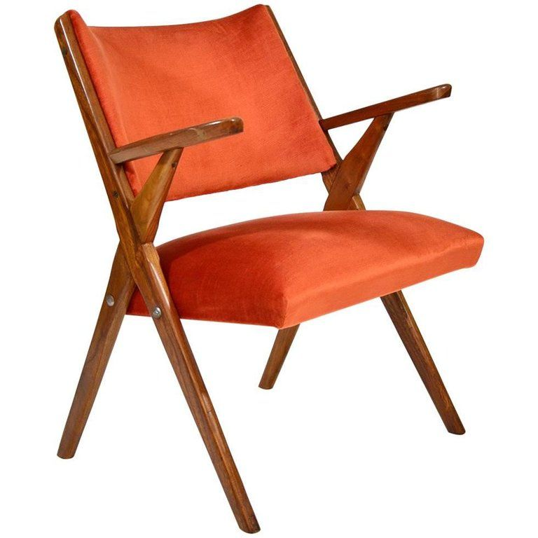 For Sale On 1stdibs An Italian Mid Century Modern Chair With