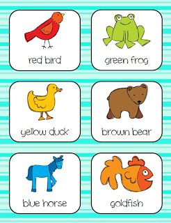 #FreebieFriday ~ Brown Bear Reader and Sequencing Cards