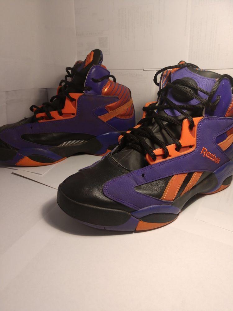 1478903fb592 Reebok Pump Men s Shaq Attaq Shaqtus Phoenix Suns Basketball V61029 Size  9      fashion  clothing  shoes  accessories  mensshoes  athleticshoes  (ebay link)