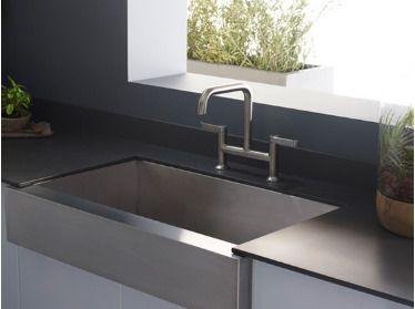 Superb Vault Kitchen Sink