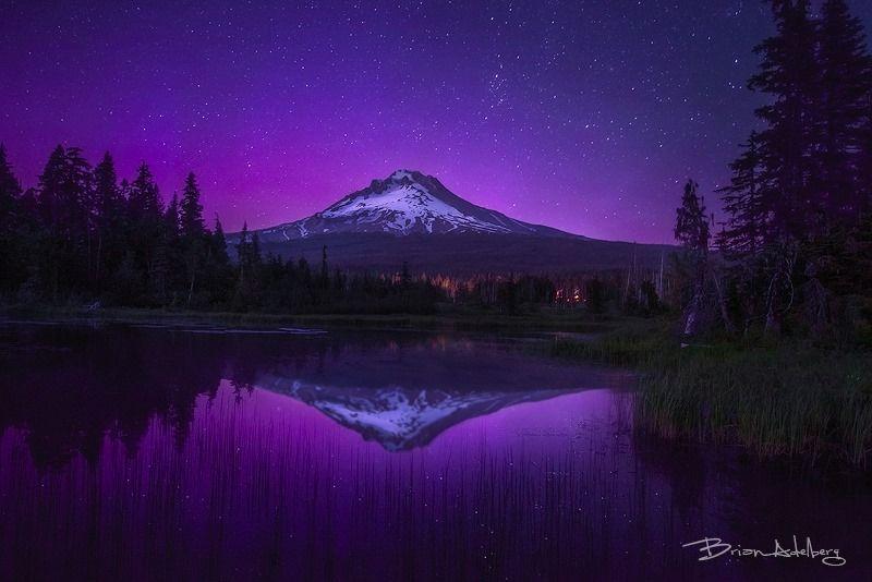 Aurora Borealis Photo Of The Day Reflection Photos Aurora Borealis Pictures