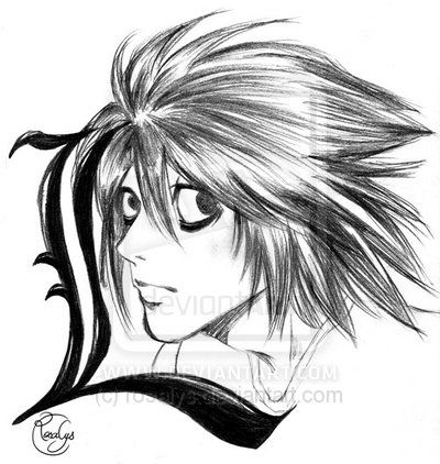 L from Death Note Things Iu0027m a Nerd For Pinterest Death note - death note