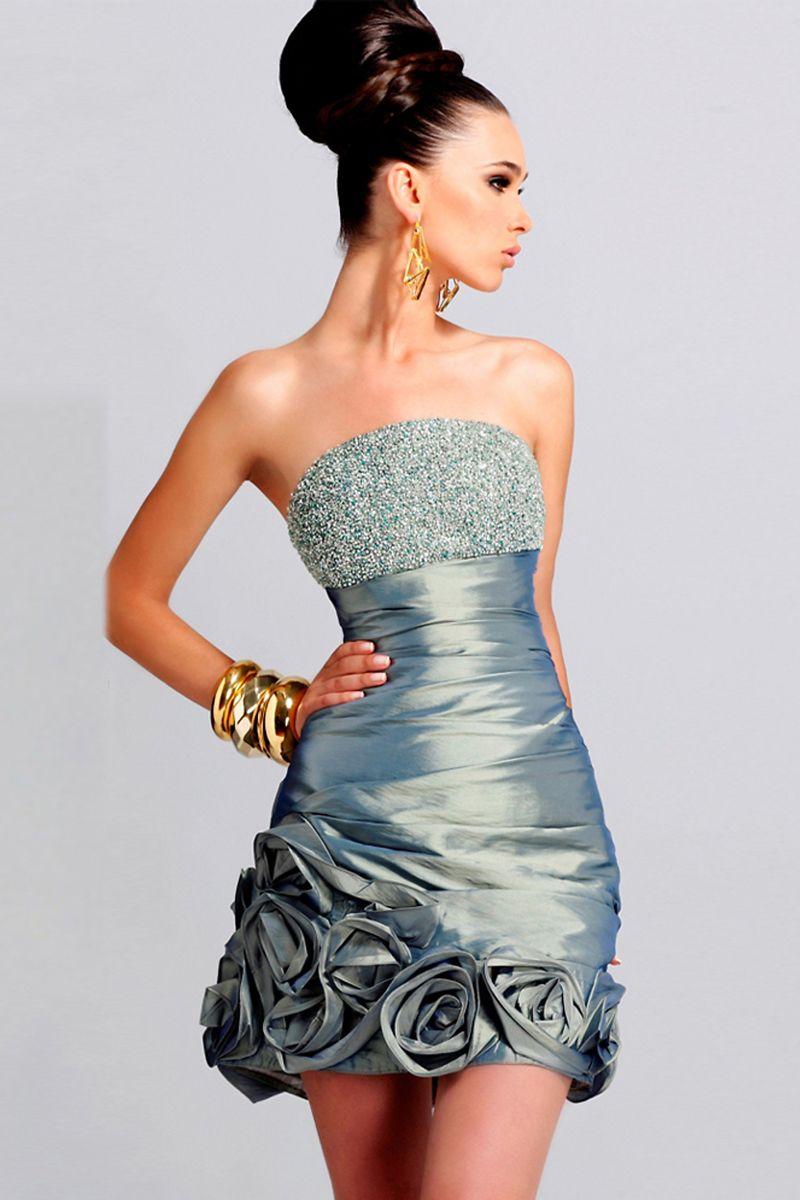 Fancy Cocktail Dresses - pawdiesfriend. - Dresses - Pinterest ...
