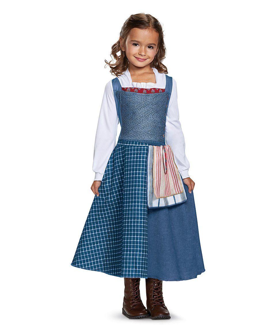 Take a look at this Disney Princess Belle Village Dress-Up Set ...