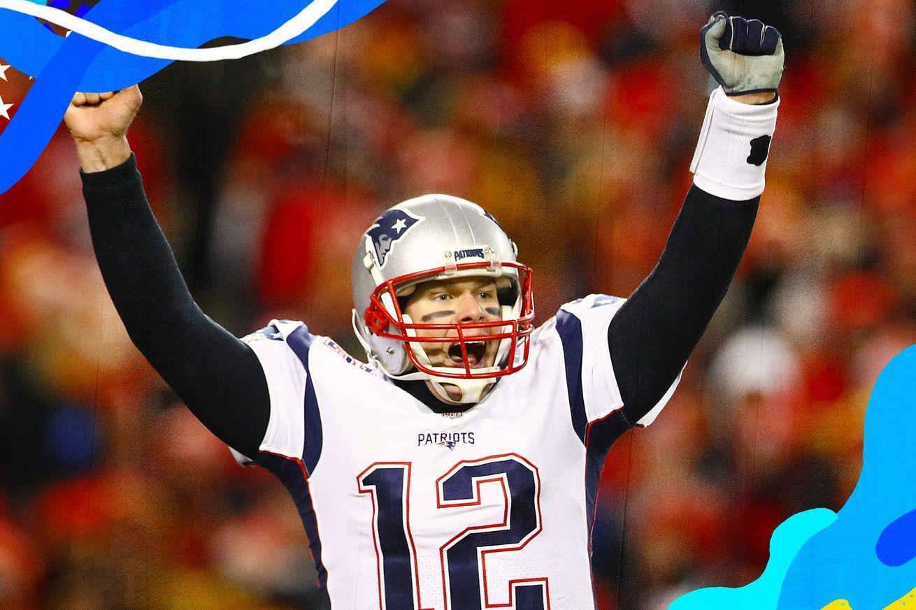 Tom Bradys absurd NFL career in 7 lesserknown stats All