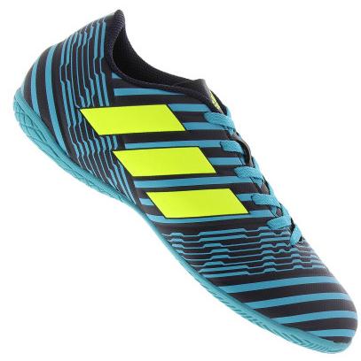 548355d326 Chuteira Futsal adidas Nemeziz 17.4 IN - Adulto