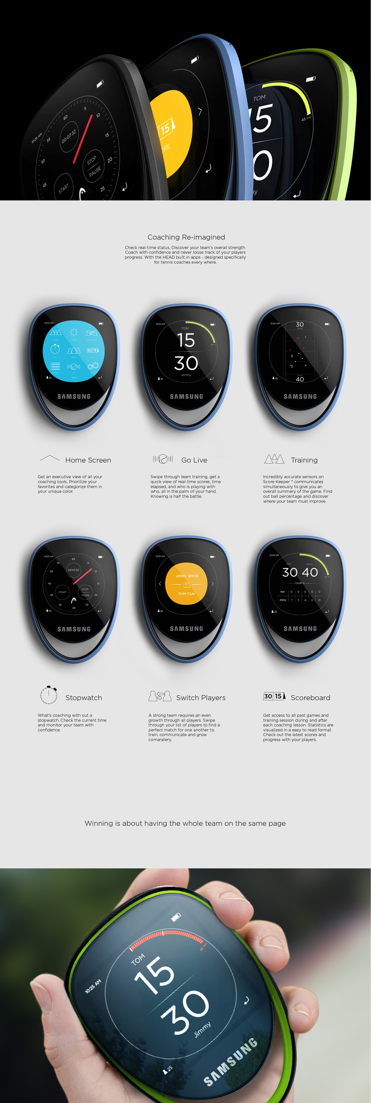 Game Keeper 2 #interface #ui #watch