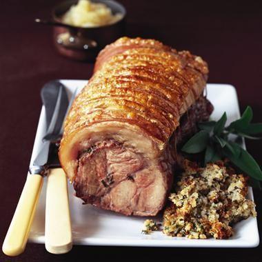 Best recipe for leg of pork
