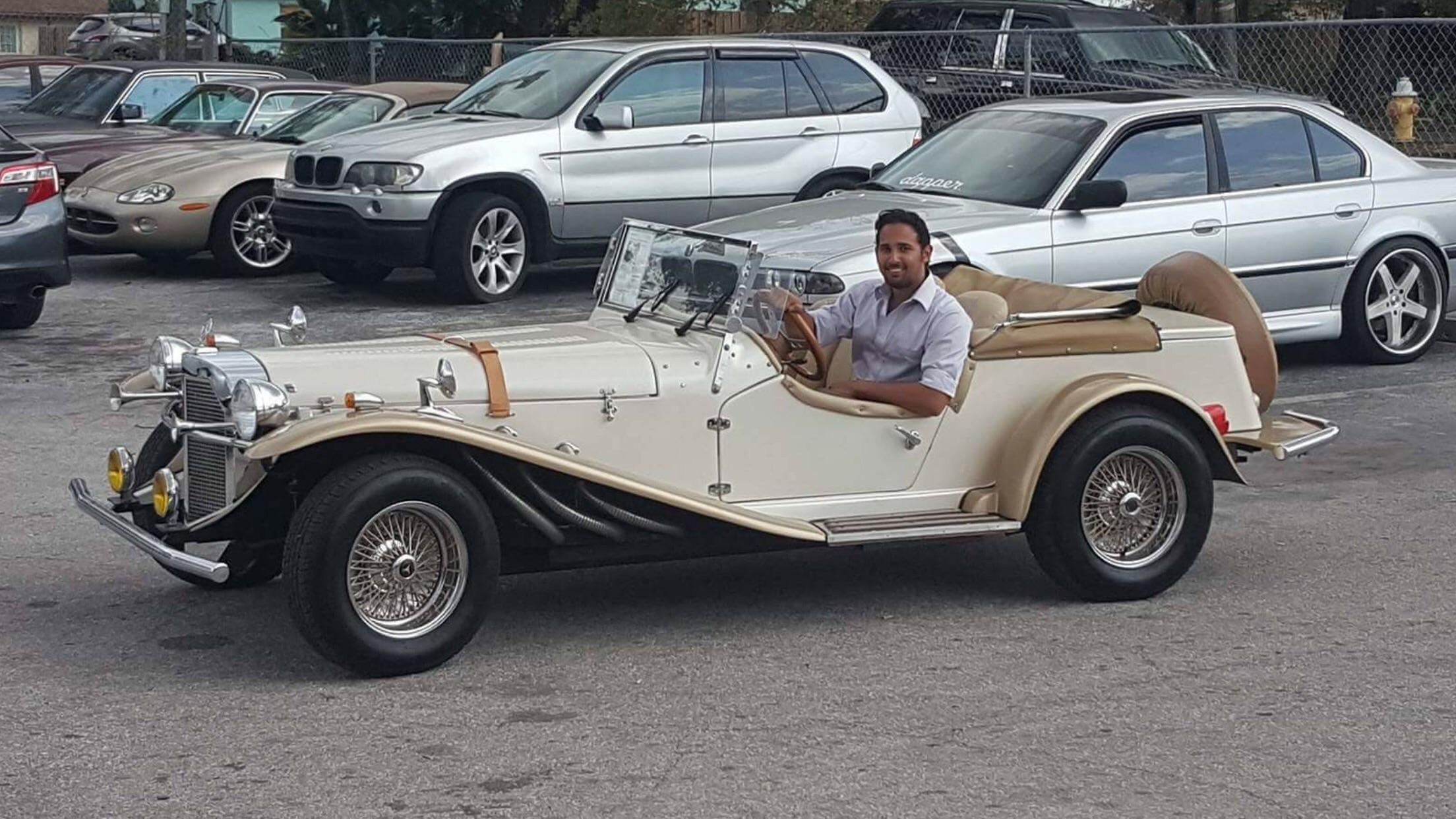 1929 Mercedes Benz Gazelle Replica Mercedes Benz Mercedes Benz