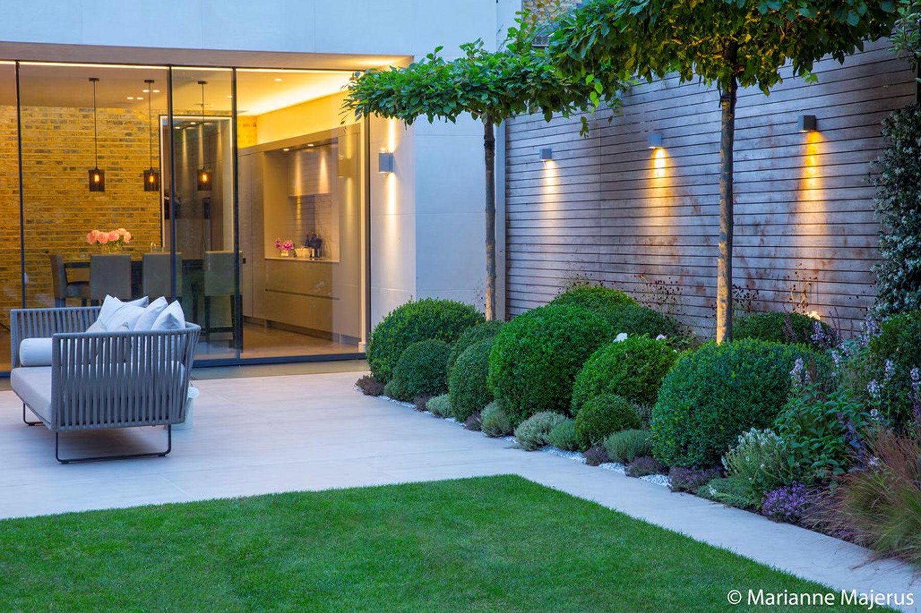 Wandsworth - Garden Design & Landscaping Project | Modern ...