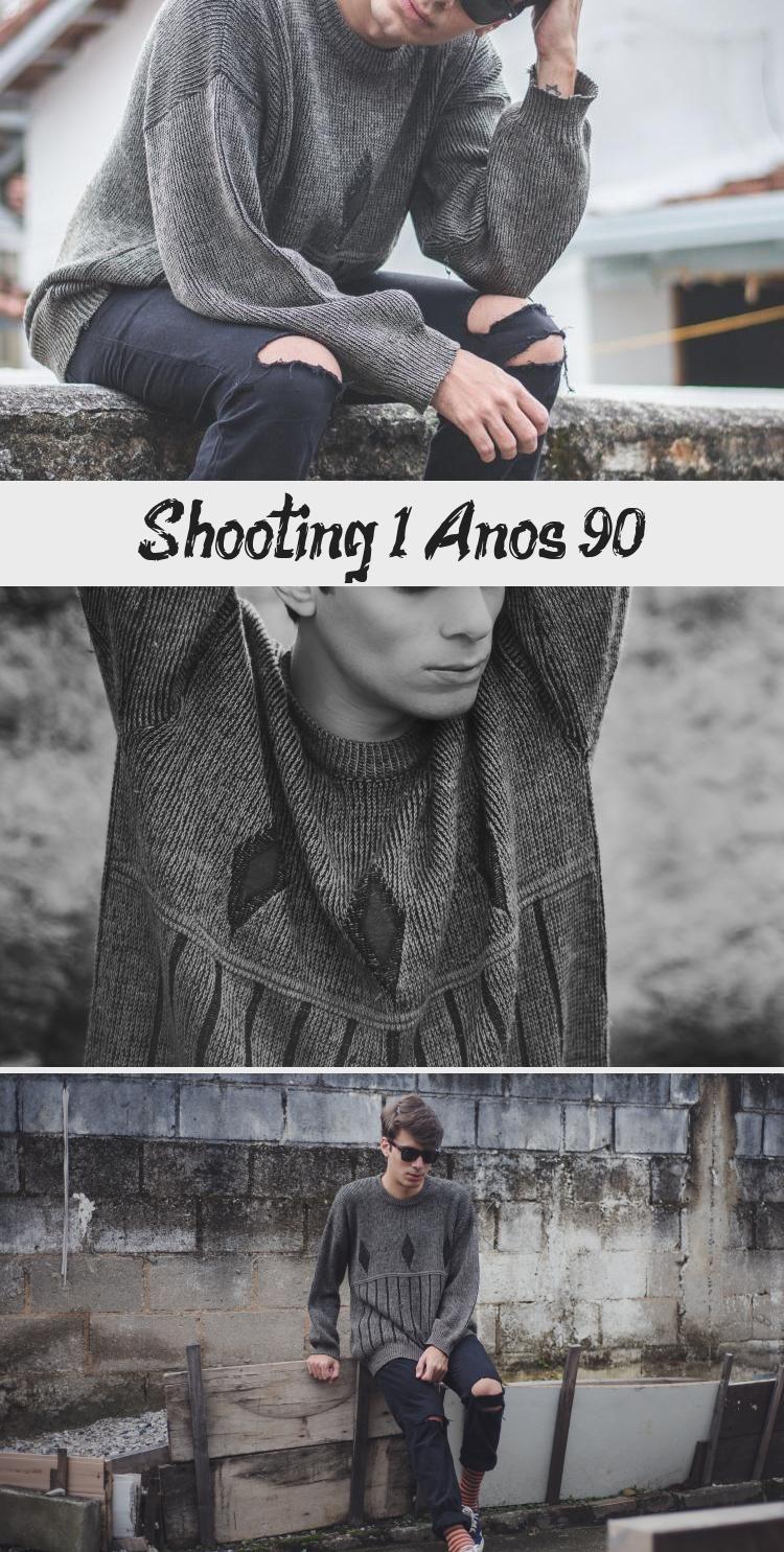Shooting #1: Anos 90 – FASHION