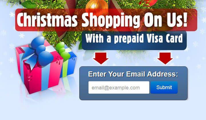 christmas #prepaidvisagiftcard #freegiftcards #usa   FREE Gift Cards ...