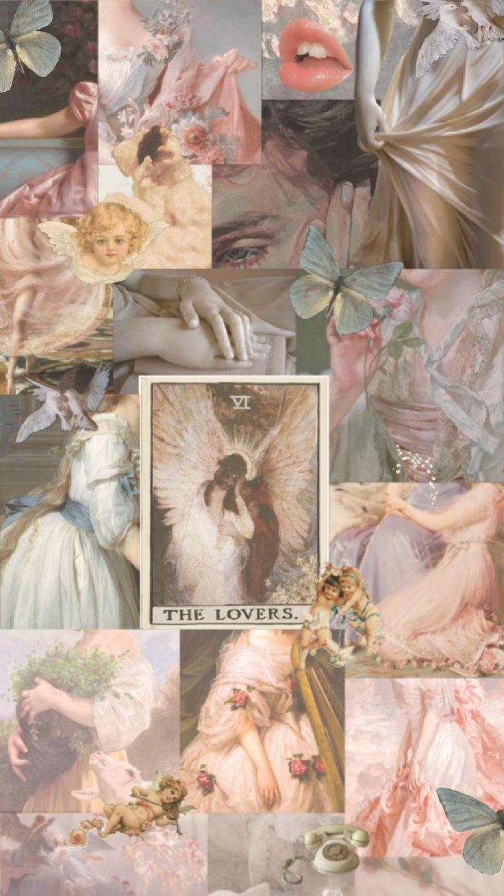 Aesthetic Soft angel